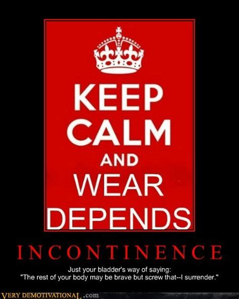 Depends Meme - discover the top 5 internet memes about incontinence