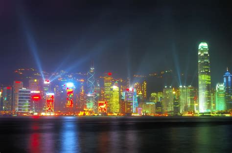 hong kong light hong kong lights this spectacular multimedia