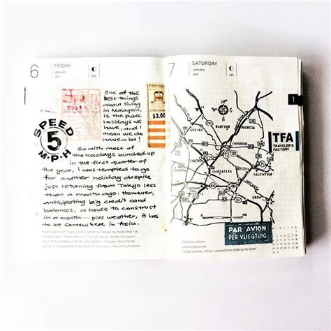 The Notebook Diary Regret 1000 ideas about diary planner on leather