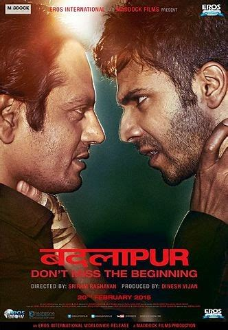 Badlapur 2015 Full Movie Watch Online Hd Free Download | badlapur 2015 hindi full hd movie trailer watch online