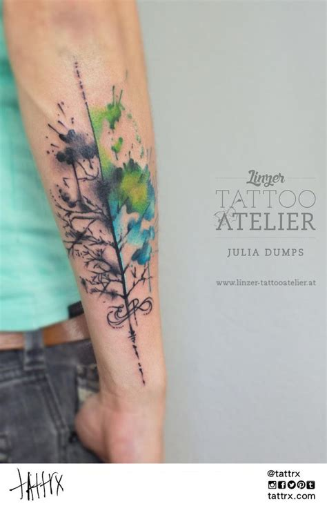 watercolor tattoo life 17 best ideas about watercolor tree on