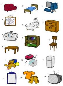 educational english by miss chung exercise 5 things at home