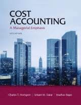 Cost Accounting 15th Edition Cost Accounting 14th Edition Pdf