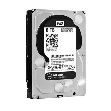 Western Digital Black 4tb Sata 3 western digital announces new wd black 6tb drive