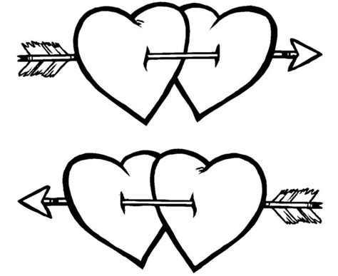 coloring pages of hearts with flames hearts drawings coloringchild coloring and children