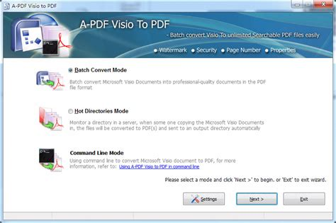 save visio as pdf visio dialog software free