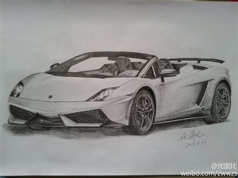 Lamborghini Drawing Drawing Lamborghini Lp570 4 By Youtubi On Deviantart
