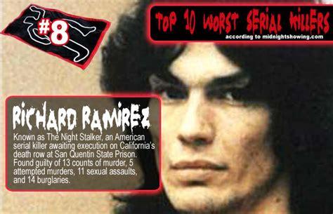 top 10 killer photos top 10 worst serial killers