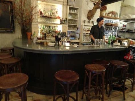 elite bar steward picture of freemans restaurant new