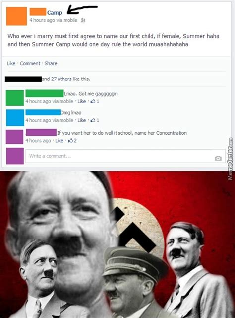 Hitler Memes Oh Jew - oh jew by metallion meme center