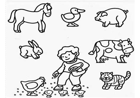 farm animal template animal templates free premium