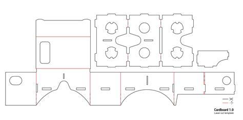 cardboard template cardboard template inspiration ideas free jpg