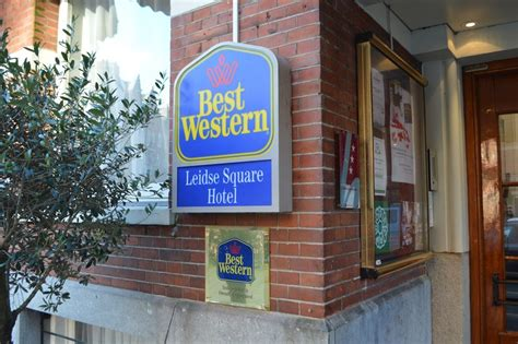 best western amsterdam leidse square isn t guest recognition the whole point of a hotel loyalty