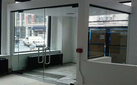 glass office entrance doors doors storefront curtain walls replacement windows