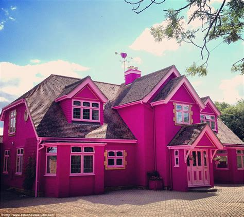 pink houses the pink paradise guest house in essex complete with