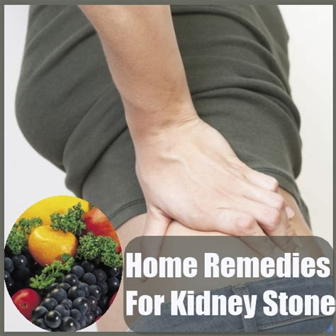 home remedies for kidney stones diy find home remedies