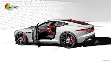 Home Interior Design Raleigh 2015 jaguar f type r coupe design sketch hd wallpaper