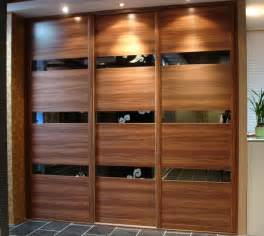 Sliding Wood Closet Doors Sliding Door Design Amazing Home Design And Interior