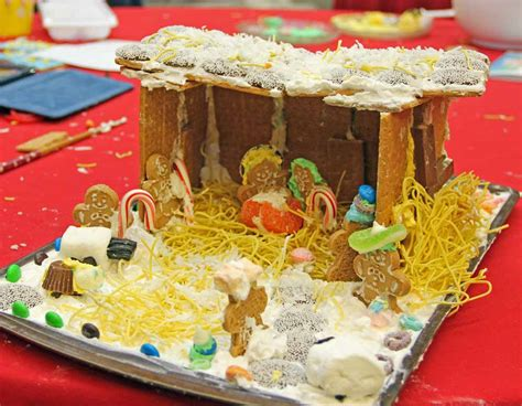 gingerbread house competition photo gallery gingerbread house contest