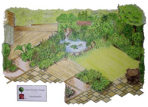 Wildlife Garden Ideas Welcome To Nichols Design Ltd Wildlife Garden