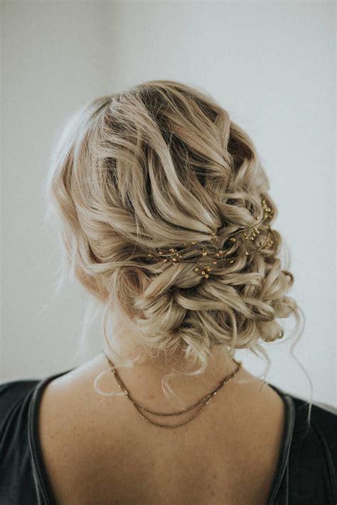 Lockere Frisur Hochzeit by Brautfrisuren Trends 2017 Make Up F 252 R Hochzeit