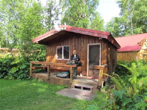 Remote Alaskan Cabins For Sale by Richard Proenneke Cabin