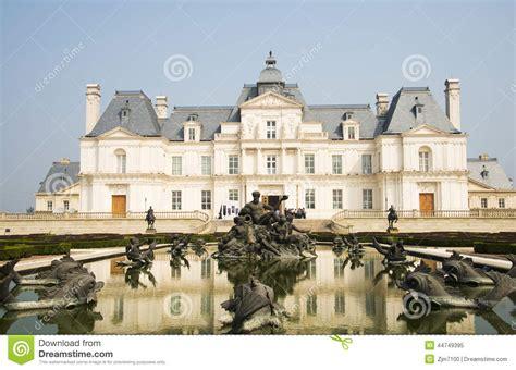 italian baroque architecture victorian architecture building the castle editorial image image of laffitte
