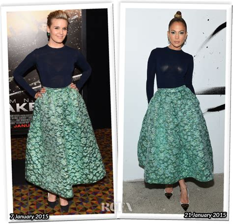 Who Wore Better Carpet Style Awards 2 by Who Wore Christian Siriano Better Maggie Grace Or