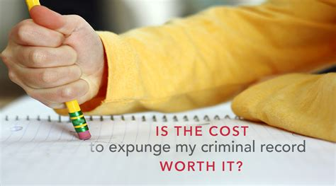 What Does It To Expunge Your Criminal Record Clean Slate Lawyers Criminal Record