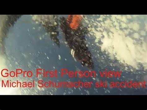 vidéo de skizi hd gopro michael schumacher ski person view