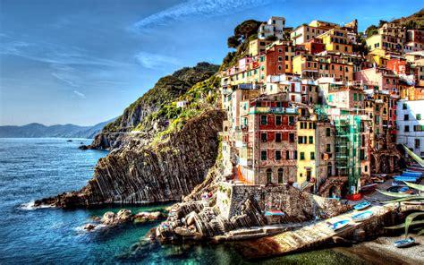 best italia cinque terre hd wallpapers