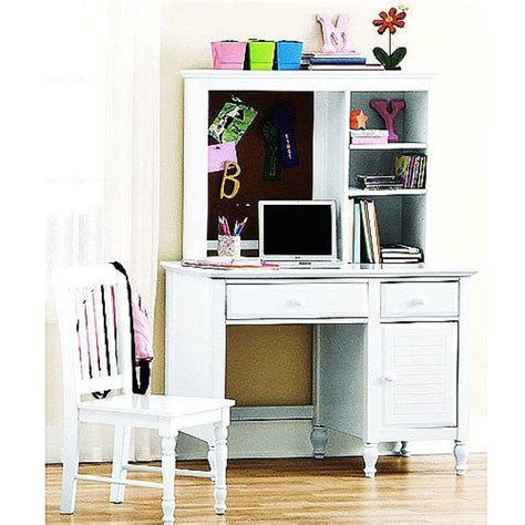 Cheap White Desk With Hutch Best 25 White Desk With Hutch Ideas On Pinterest