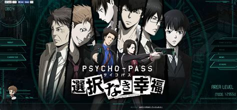 psycho pass xbox one exclusive psycho pass mandatory happiness gets