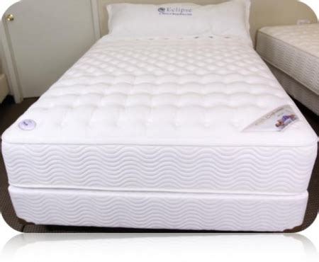 craigs beds conformatic brussels plush mattress by eclipse craig s