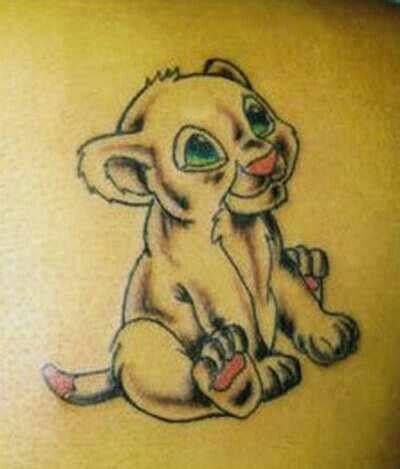 cartoon character tattoo designs best 25 animal tattoos ideas on animal