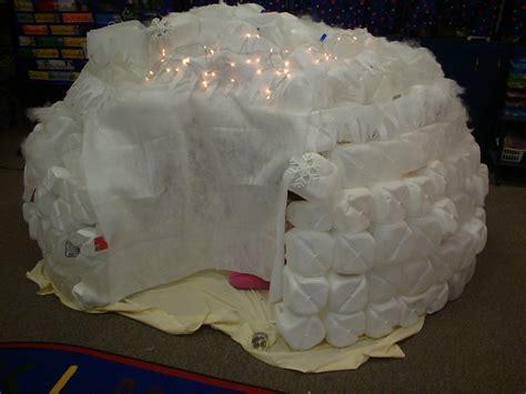 icecycle lights igloo