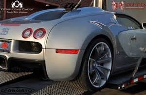 Bugatti Veyron Custom Bugatti Veyron With Custom Wheels Cars