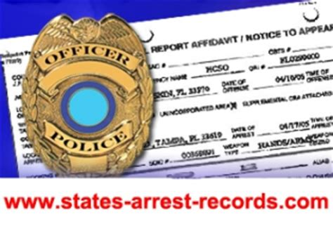State Of Arrest Records Illinois Arrest Records Searchable At States Arrest Records States Arrest