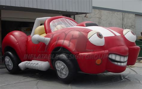 Auto Aufblasbar by Inflatable Cars Inflatable Autos Inflatable Design Group