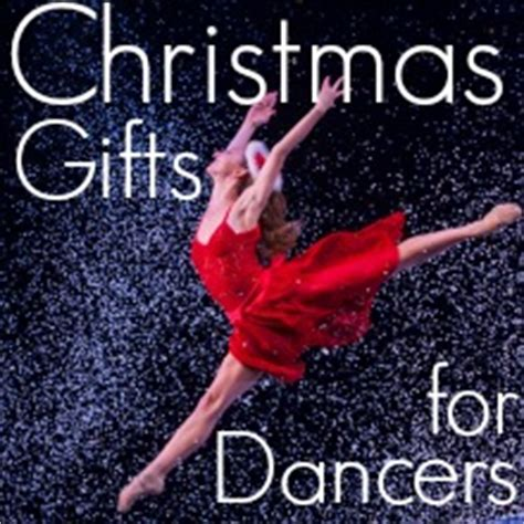 last minute gifts for dancers