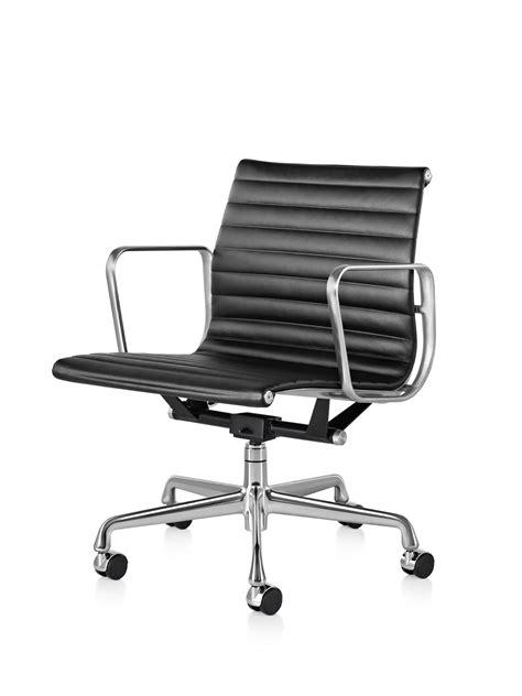 eames aluminum chair dimensions eames aluminum management chair herman miller