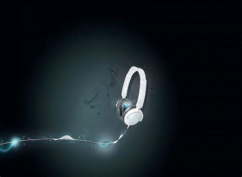 Headset By Hd abstract headphones wallpapers driverlayer search