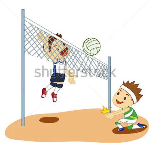 imagenes de niños jugando volibol imagenes de ni 241 os jugando voleibol imagui