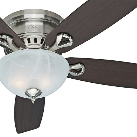 Low Profile Ceiling Fan With Light 10 Things You Should About Low Profile Ceiling Fan Light Warisan Lighting