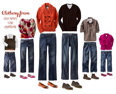 Family Photo Wardrobe Ideas by Fall Family Picture Wardrobe Family Portrait Clothing