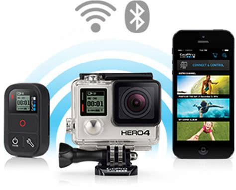 Gopro 4 Black New gopro hero4 goes 4k 30fps or touchscreen display options