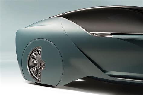 rolls royce vision next 100 is an autonomous electric
