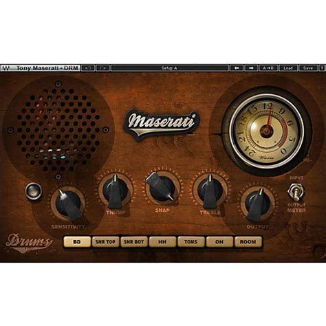 Waves Maserati by Waves Maserati Grp Sg Software Musician