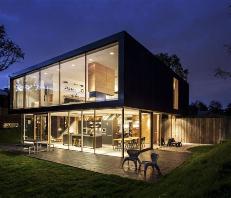 Modern Gorgeous House Design Located In The Netherlands | energy efficient home in bloemendaal the netherlands