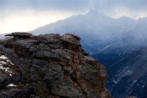peak cut the cut rocky mountain national park